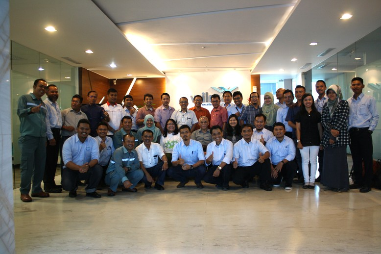 In House Training CSMS PT Wilmar Nabati Indonesia, 7 - 8 Februari 2017