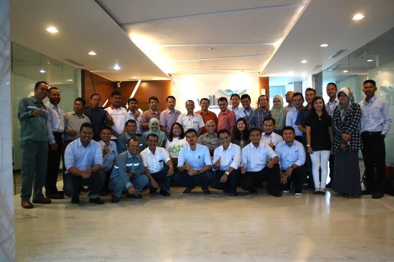 In House Training CSMS PT Wilmar Nabati Indonesia, 7 - 8 Februari 2017