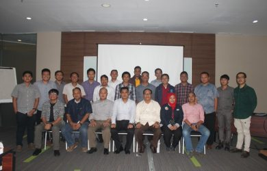 Training Ahli K3 Umum Angkatan Ke 89, Jakarta 6 - 18 Februari 2017