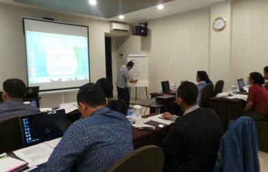 Training SOP Writing & Improvement, Jakarta 16 - 17 Maret 2017