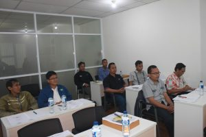 In House Training Basic Safety BNSP Pusat Teknologi Roket - Lapan, BSD Serpong 26 - 28 April 2017