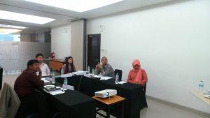 Training First Aid Sertifikasi Kemnaker, Jakarta 8 - 10 Mei 2017