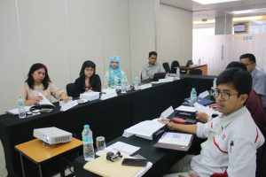 Training Auditor SMK3, Jakarta 16 - 19 Mei 2017