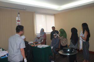 Training First Aid Sertifikasi Kemnaker, 6 - 8 Juni 2017