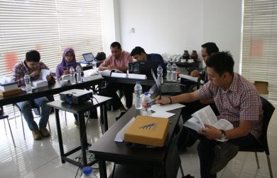 Training Auditor SMK3, Bandung 18 - 21 July 2017
