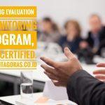 Training Evaluasi dan Monitoring Pelatihan Kerja Sertifikasi BNSP