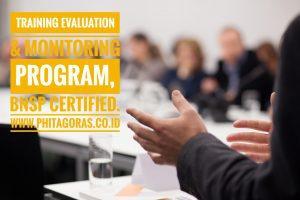 Training Evaluasi dan Monitoring Pelatihan Kerja