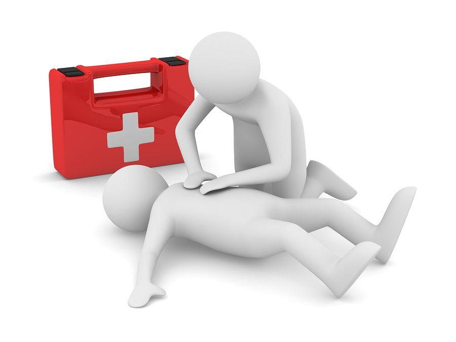 Training First Aid