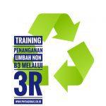 Training Penanganan Limbah non B3 melalui 3R, Jakarta,15 – 17 November 2017