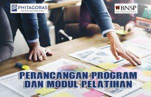 Training Perancangan Program & Modul Pelatihan Kerja