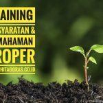 Training Persyaratan dan Pemahaman PROPER