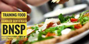 Training Food Handler Sertifikasi BNSP