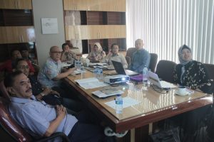 In House Training Office Health & Safety PT Duta Marine Perdana, 1 - 2 Agustus 2017
