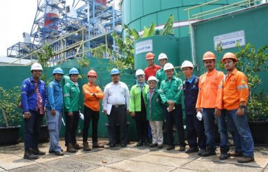 In House Training Waste Water Treatment PT PJB Muara Karang, 18 - 20 September 2017
