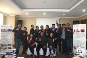 Training Ahli K3 Umum Batch ke 95, Jakarta 4 - 16 September 2017