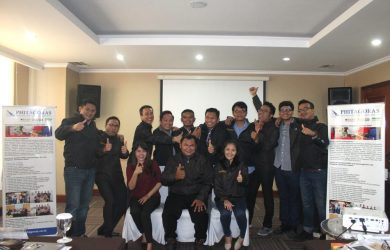 Training Ahli K3 Umum Batchke 95, Jakarta 4 - 16 September 2017