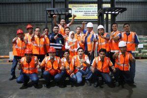 Inhouse Training Sertifikasi Operator Forklift PT Matahari Putra Prima, 2 - 4 Oktober 2017