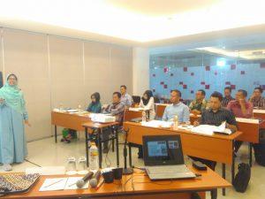 Training K3 Muda BNSP & K3 Utama BNSP 23 - 28 oktober 2017