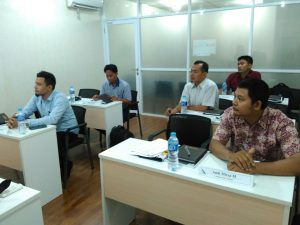 Training Safety Inspector BNSP, 26 - 29 September 2017