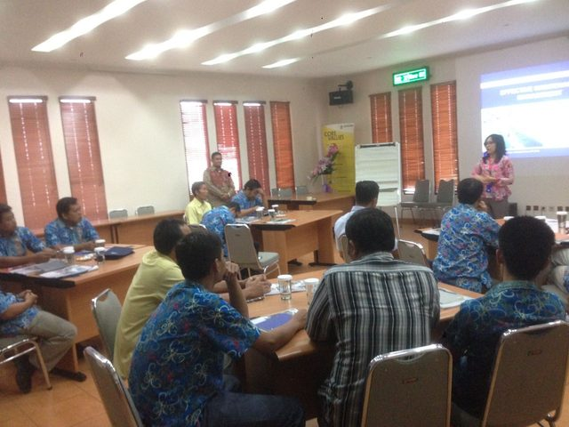 Inhouse Training Maintenance Management di PT. Zeelandia