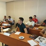 Training CSMS BNSP,  27 – 30 November 2017