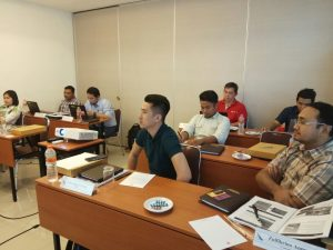 Training CSMS BNSP 27 - 30 November