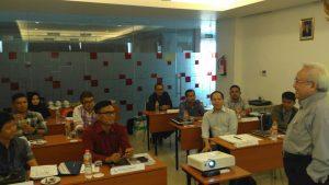 Training HIMU BNSP Amaris Hotel BSD, 6 - 9 November 2017