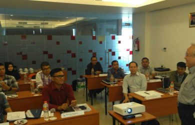 Training HIMU BNSP Amaris Hotel BSD, 6 - 9 November 2017