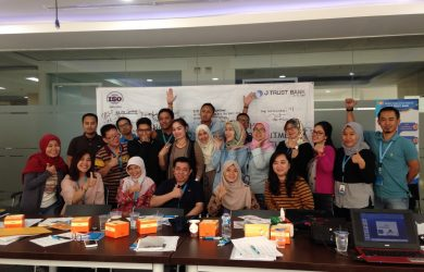 Training Understanding & Implementing ISO 90012015 PT JTrust Bank Indonesia Oleh Phitagoras Consulting Divison