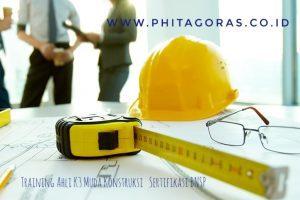 training ahli k3 muda konstruksi sertifikasi bnsp