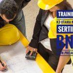 Training Ahli K3 Utama Konstruksi Sertifikasi BNSP