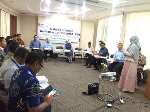 INHOUSE TRAINING INTERNAL QUALITY AUDIT ISO 9001:2015 PT JASA ANGKAS SEMESTA
