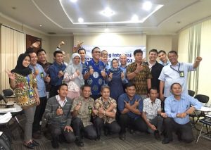 INHOUSE TRAINING INTERNAL QUALITY AUDIT ISO 90012015 PT JASA ANGKAS SEMESTA