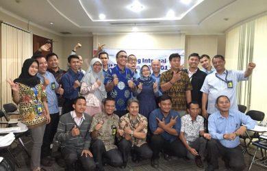 INHOUSE TRAINING INTERNAL QUALITY AUDIT ISO 90012015 PT JASA ANGKAS SEMESTA