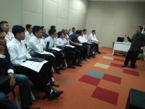 Inhouse Training Chemical Laboratorium Management