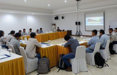 Training HACCP Sertifikasi BNSP - PT. Pamapersada Nusantara
