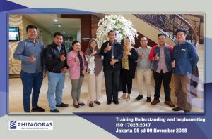 Kegiatan Training Understanding and Implementing  ISO/IEC 17025:2017