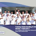 Training Understanding & Internal Audit ISO/IEC 17025:2017, 10-12 Oktober 2018