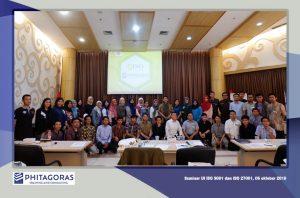Seminar UI ISO 9001 dan ISO 27001