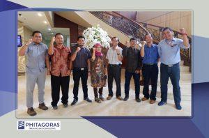 Foto Bersama Training Auditor SMK 3 Sertifikasi KEMNAKER
