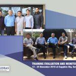 Training Evaluation and Monitoring Sertifikasi BNSP