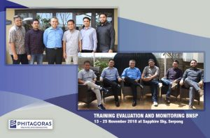 Kegiatan Training Evaluation and Monitor