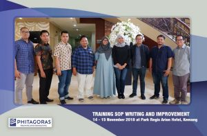 Foto Bersama Training SOP Writing & Improvement