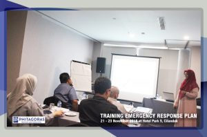 Kegiatan Training Emergency Response Plan (ERP)