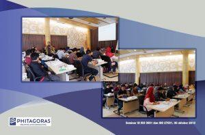 Seminar UI ISO 9001 dan ISO 27001, 06 oktober 2018