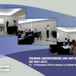 Training Understanding And Implementing ISO 9001:2015, 14-15 November 2018