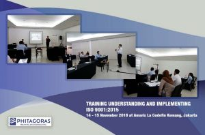 Kegiatan Training Understanding And Implementing ISO 9001:2015