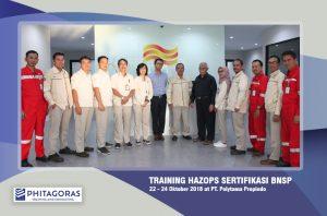 Foto Kegiatan Training Hazops