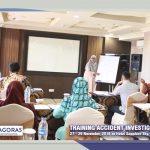 Training Accident Investigation Sertifikasi BNSP, 27-29 November 2018