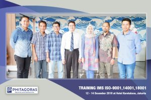 Training Integrated Management System (IMS)